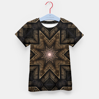 Thumbnail image of ArchPort Star ZM Kid's t-shirt, Live Heroes