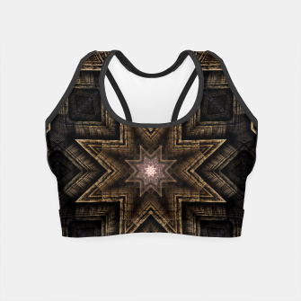 Thumbnail image of ArchPort Star ZM Crop Top, Live Heroes