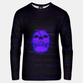 Thumbnail image of glitchworld_xtreme Cotton sweater, Live Heroes