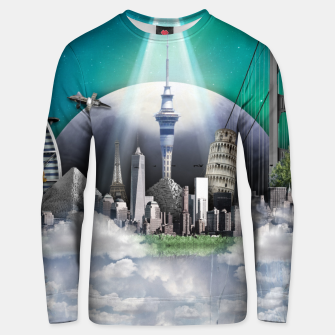 Thumbnail image of TOMORROW WORLD Sudadera de algodón, Live Heroes