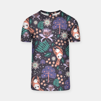 Thumbnail image of Dreamy Wonderland T-shirt, Live Heroes