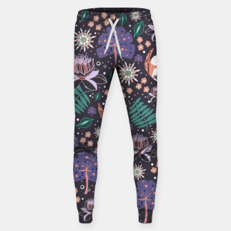 Thumbnail image of Dreamy Wonderland Cotton sweatpants, Live Heroes