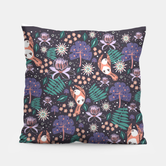 Thumbnail image of Dreamy Wonderland Pillow, Live Heroes