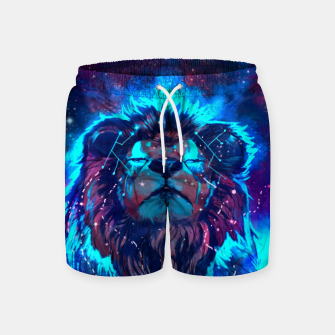 Thumbnail image of Lion Galaxy Shorts, Live Heroes