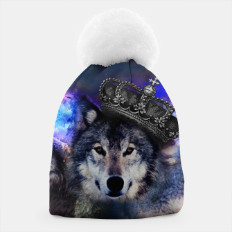 Thumbnail image of King Wolf Hat, Live Heroes