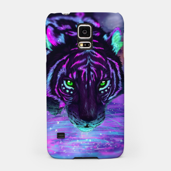 Thumbnail image of Night Tiger Samsung Case, Live Heroes