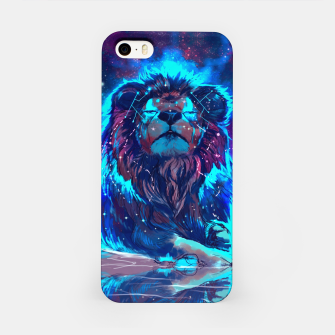 Thumbnail image of Lion Galaxy iPhone Case, Live Heroes