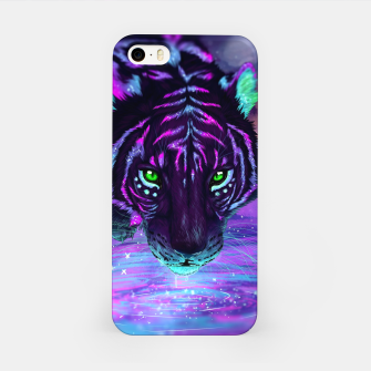 Thumbnail image of Night Tiger iPhone Case, Live Heroes