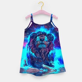 Thumbnail image of Lion Galaxy Dress, Live Heroes