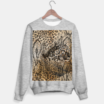 Thumbnail image of Leopard Sweater regular, Live Heroes