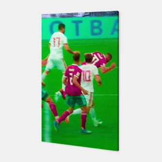 Thumbnail image of Worldcup soccer football Canvas, Live Heroes
