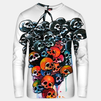 Thumbnail image of grapes Cotton sweater, Live Heroes