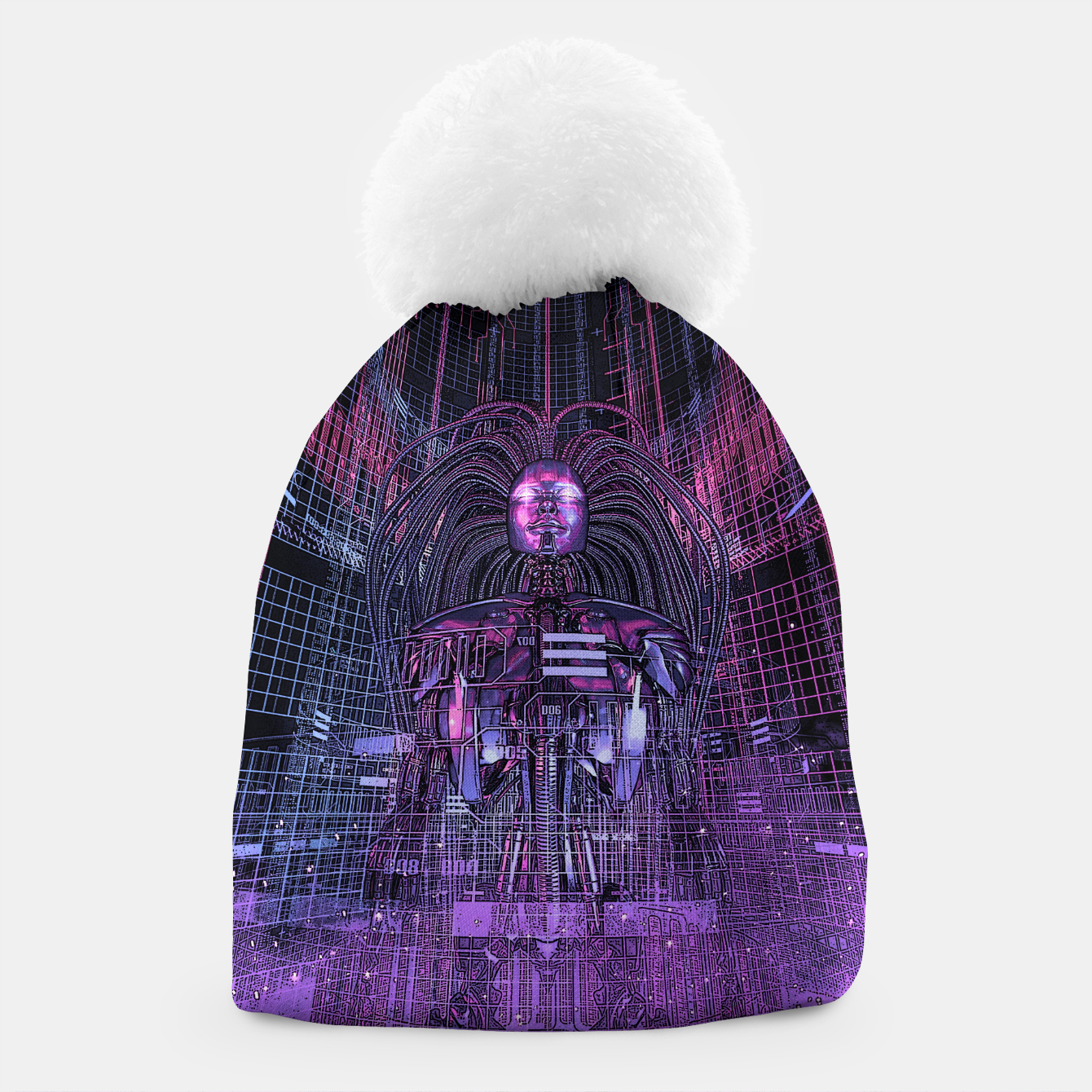 Image of Beryllium Princess Reloaded Beanie - Live Heroes