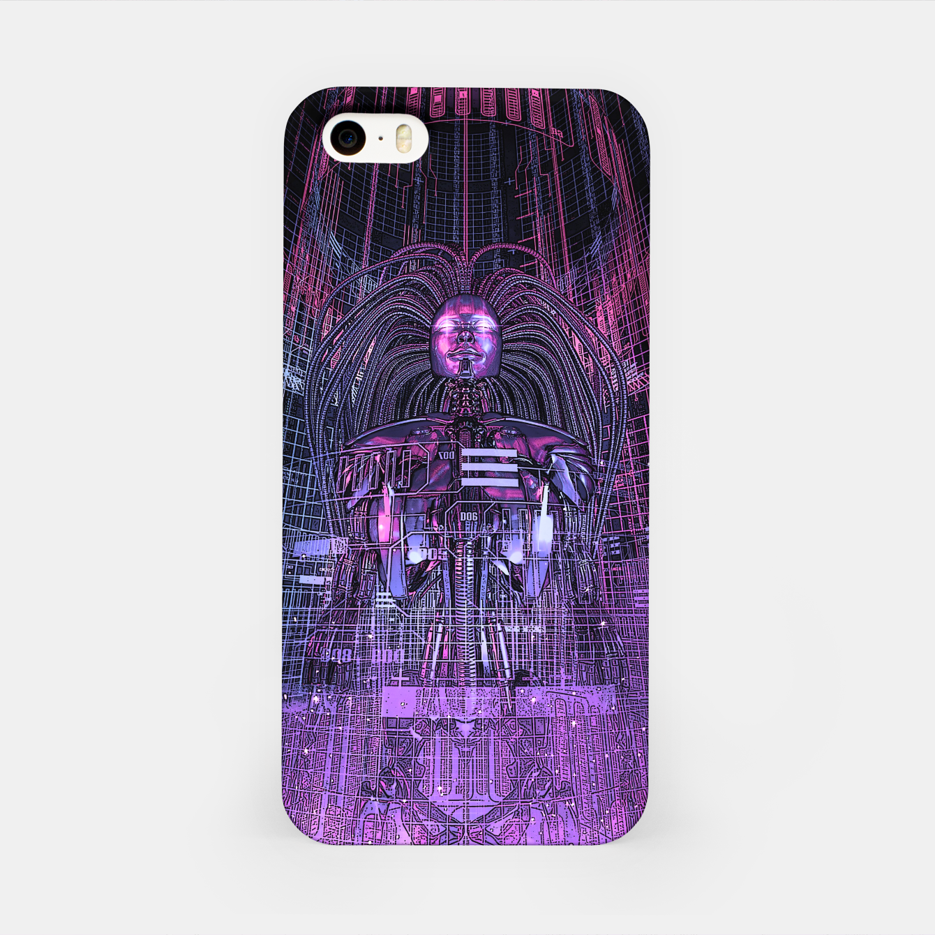 Image of Beryllium Princess Reloaded iPhone Case - Live Heroes