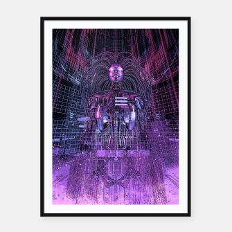 Beryllium Princess Reloaded Framed poster thumbnail image