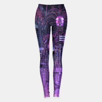 Thumbnail image of Beryllium Princess Reloaded Leggings, Live Heroes