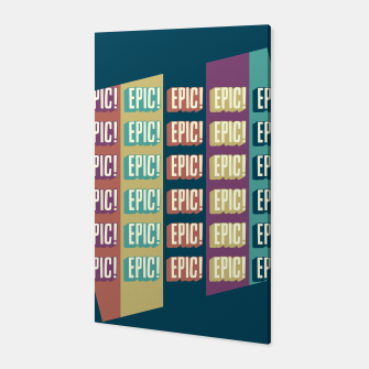 Thumbnail image of Epic! Canvas, Live Heroes
