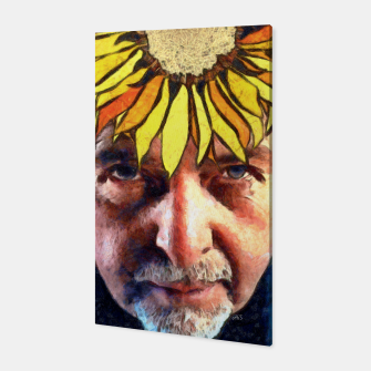 Thumbnail image of Flower Gabriel Canvas, Live Heroes