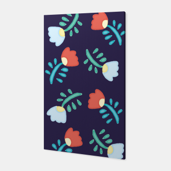 Thumbnail image of Small flowers Canvas, Live Heroes