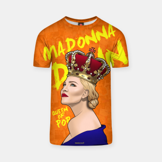 Miniatur MADONNA - QUEEN OF POP - by franciscompany, Live Heroes