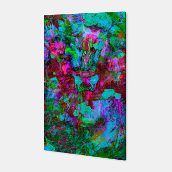 Thumbnail image of Yawn (Calm Moan ) (abstract, psychedelic) Canvas, Live Heroes