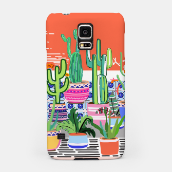 Thumbnail image of Cactus Window Samsung Case, Live Heroes