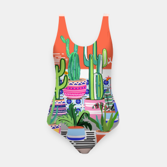 Thumbnail image of Cactus Window Swimsuit, Live Heroes