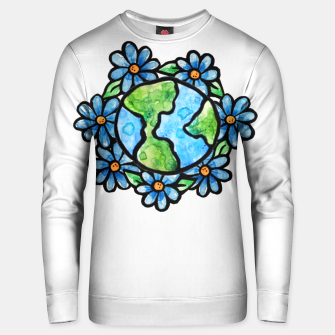 Thumbnail image of Earth Cotton sweater, Live Heroes