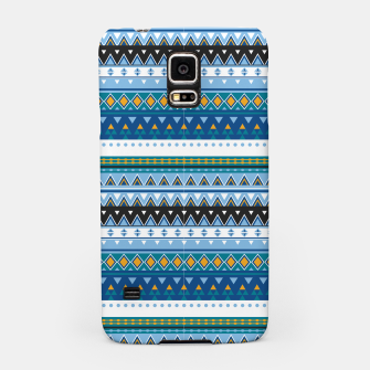 Thumbnail image of Aztec and Nordic Pattern Ice Samsung Case, Live Heroes
