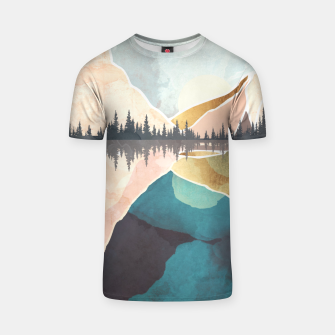 Thumbnail image of Summer Reflection T-shirt, Live Heroes
