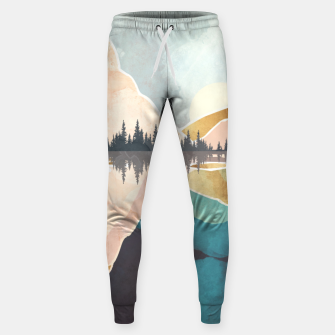 Thumbnail image of Summer Reflection Cotton sweatpants, Live Heroes