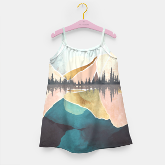 Thumbnail image of Summer Reflection Girl's dress, Live Heroes