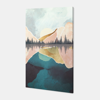 Thumbnail image of Summer Reflection Canvas, Live Heroes