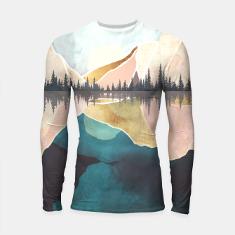 Thumbnail image of Summer Reflection Longsleeve rashguard , Live Heroes
