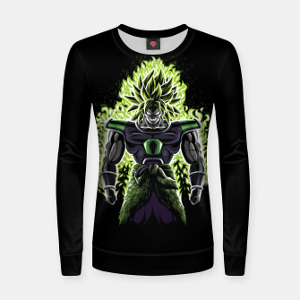 Thumbnail image of Legendary Battle fire Sudadera de algodón para mujer, Live Heroes