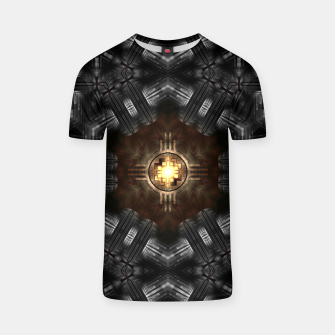 Thumbnail image of The Trialyn Core T-shirt, Live Heroes