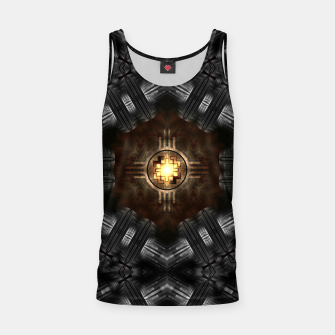 Thumbnail image of The Trialyn Core Tank Top, Live Heroes