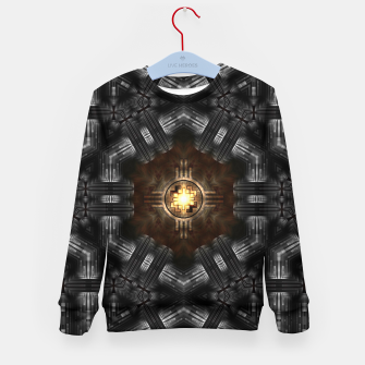 Thumbnail image of The Trialyn Core Kid's sweater, Live Heroes