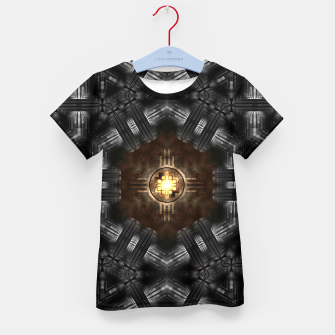 Thumbnail image of The Trialyn Core Kid's t-shirt, Live Heroes