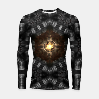 Thumbnail image of The Trialyn Core Longsleeve rashguard , Live Heroes
