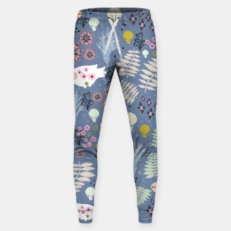 Thumbnail image of Happy Virus Cotton sweatpants, Live Heroes