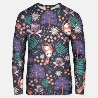 Thumbnail image of Dreamy Wonderland Cotton sweater, Live Heroes