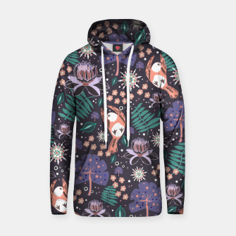 Thumbnail image of Dreamy Wonderland Cotton hoodie, Live Heroes