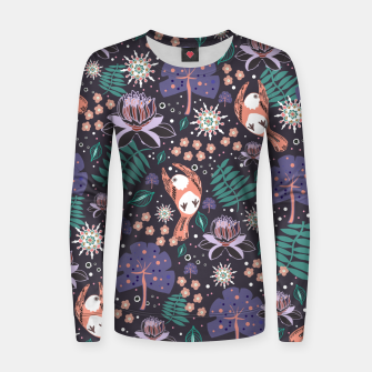 Thumbnail image of Dreamy Wonderland Woman cotton sweater, Live Heroes