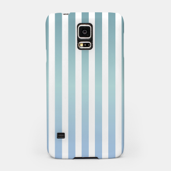 Thumbnail image of Soft pastel pinstripe Samsung Case, Live Heroes