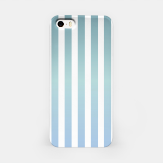 Thumbnail image of Soft pastel pinstripe iPhone Case, Live Heroes