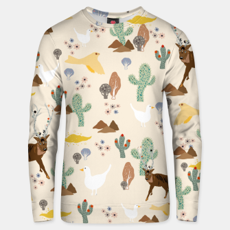 Thumbnail image of Dreamy Desert Cotton sweater, Live Heroes
