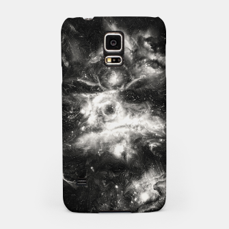 Thumbnail image of Black & White Galaxy Samsung Case, Live Heroes