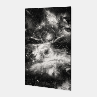 Thumbnail image of Black & White Galaxy Canvas, Live Heroes