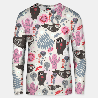 Thumbnail image of Playful Forest Cotton sweater, Live Heroes